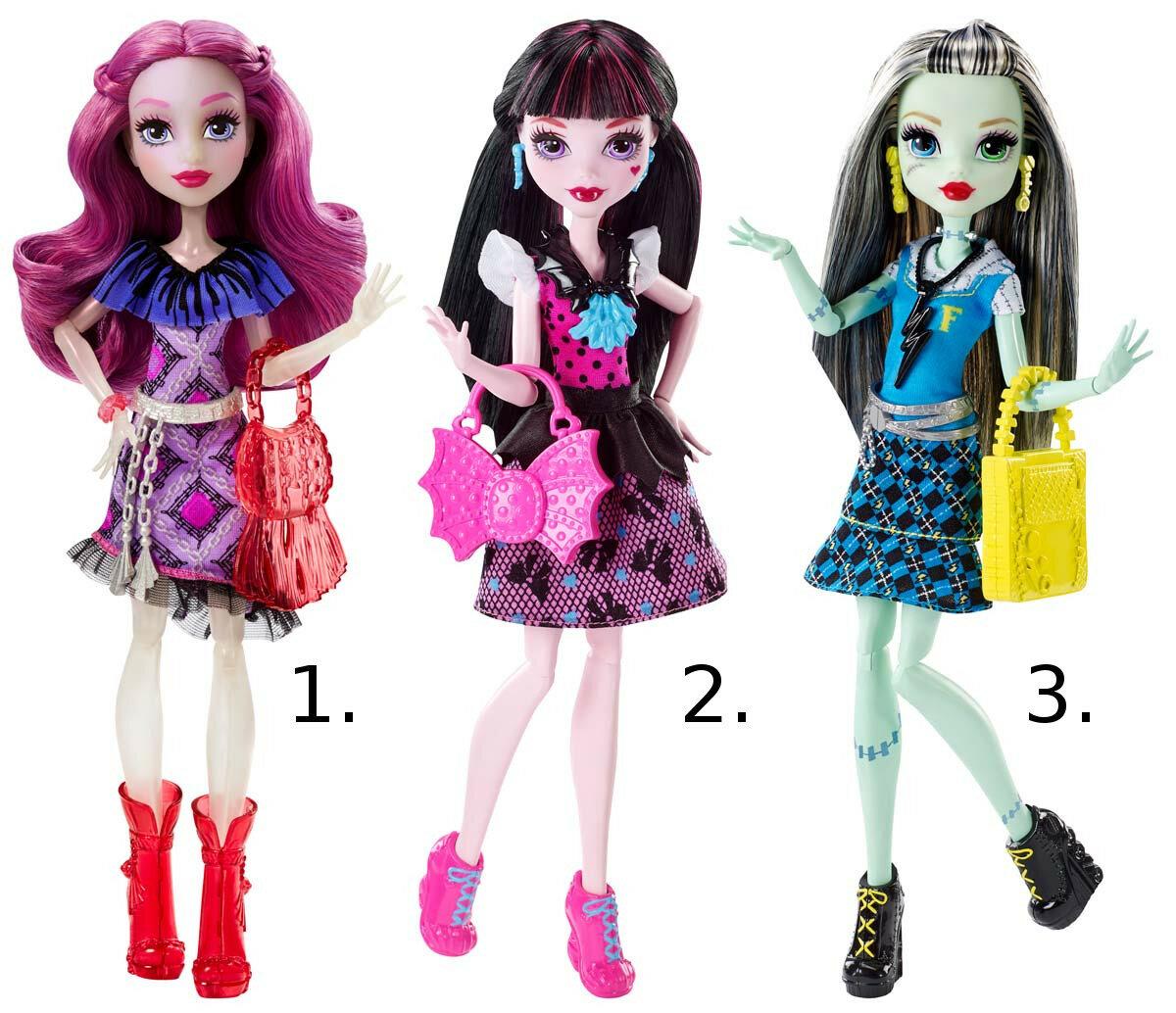 Куклы Monster High в Ивдели