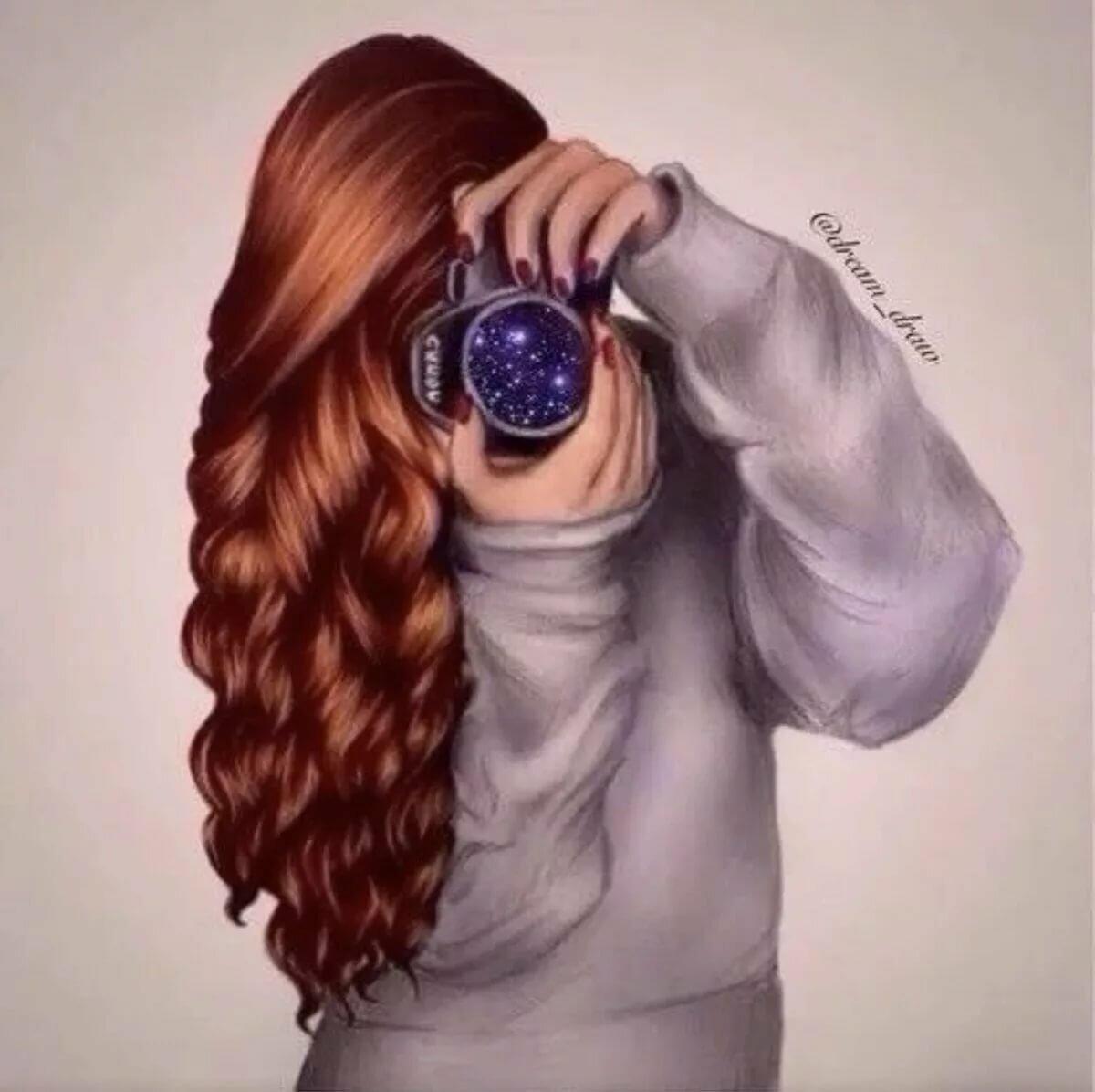 Картинки на аву в вк девушки с телефоном
