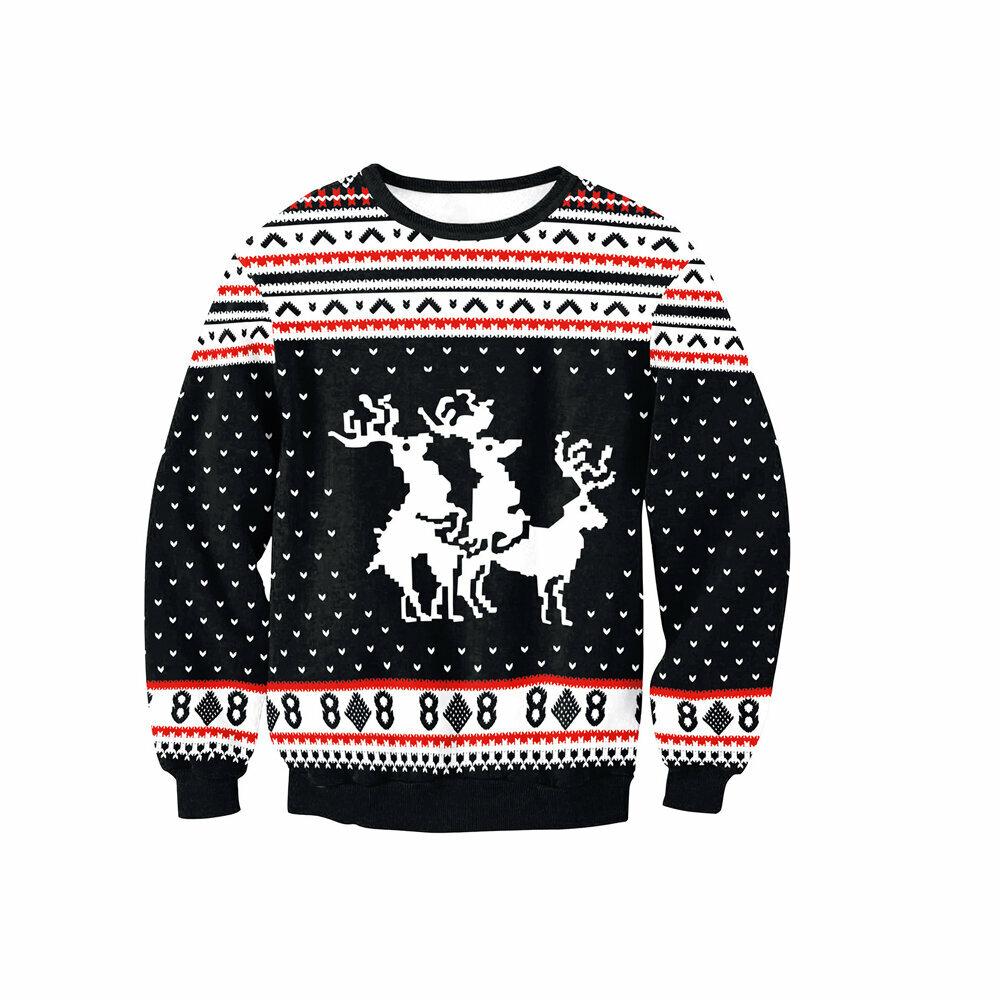 свитер с оленями смешные картинки разбираться фотоискусстве, понимать