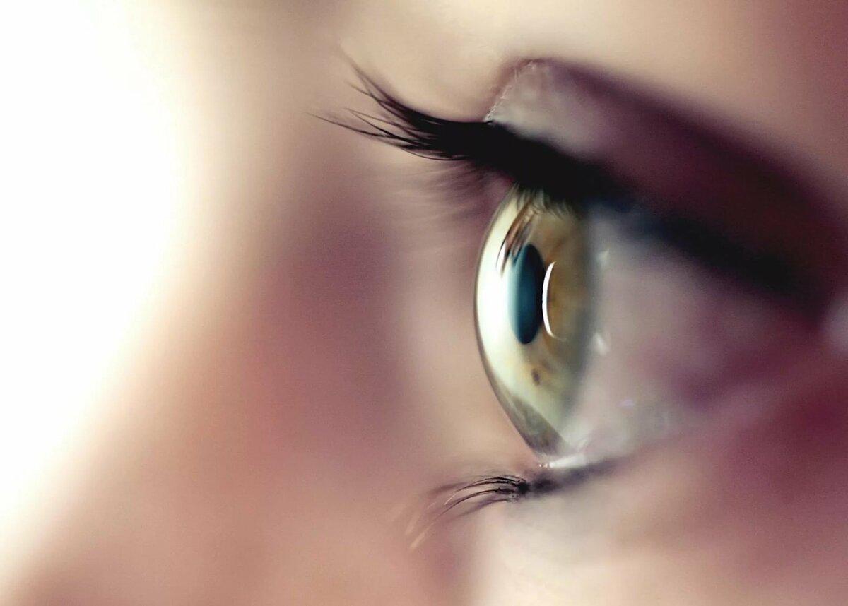 Картинка на профиль глаз