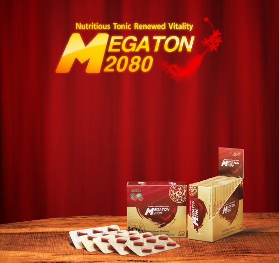 Мегатон 2080 таблетки для восстановления потенции в Харькове