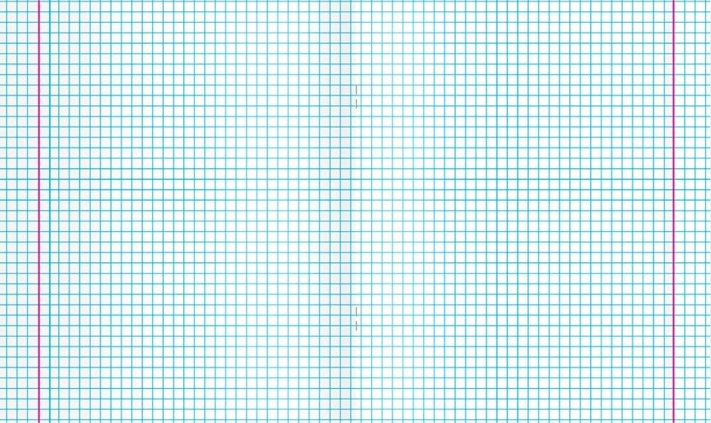 Картинка тетрадный лист клетка