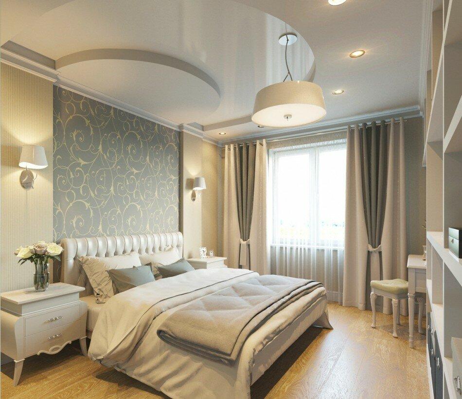 этой фото существующей спальни основой фототипа кожи
