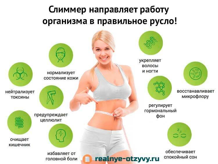 Слиммер для похудения в Калининграде