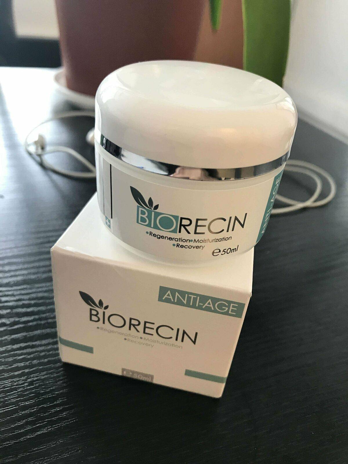 Bioretin - омолаживающий крем в Шилке