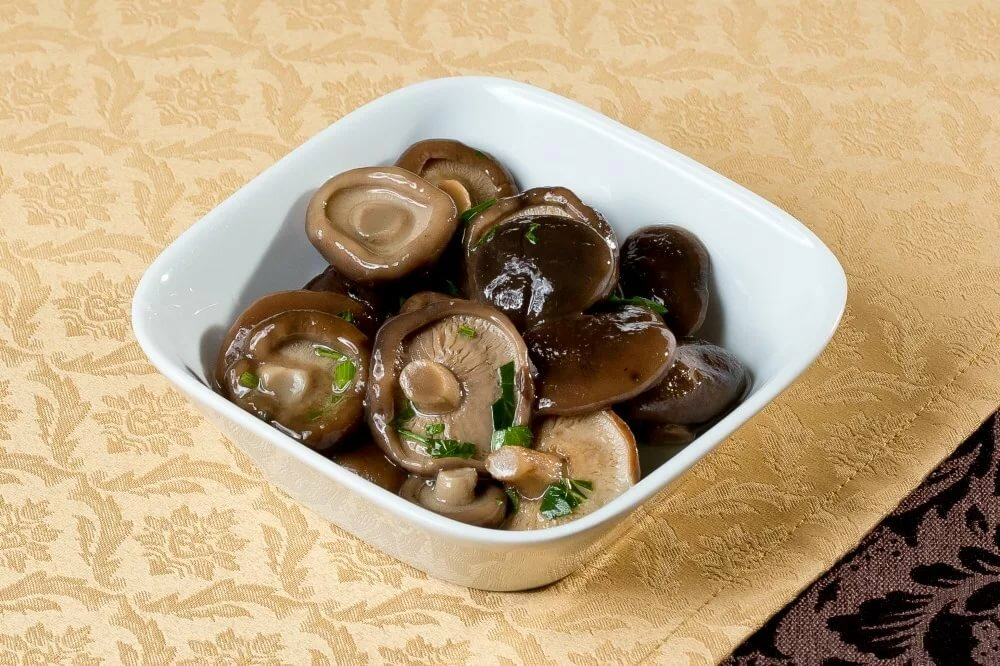 соленые грибы фото и описание