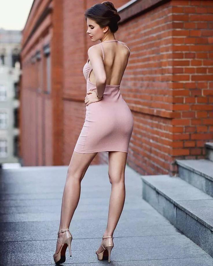 High heel and naked