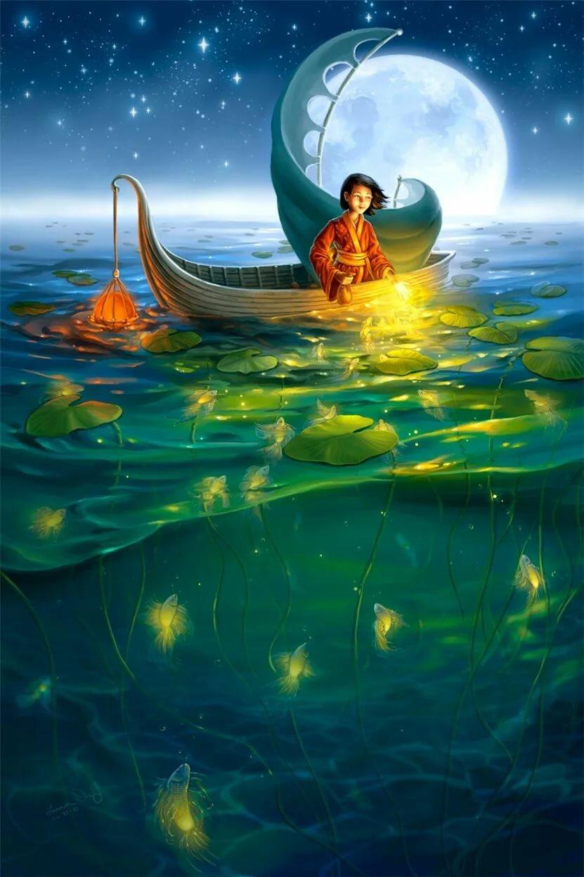Чудесный сон картинки