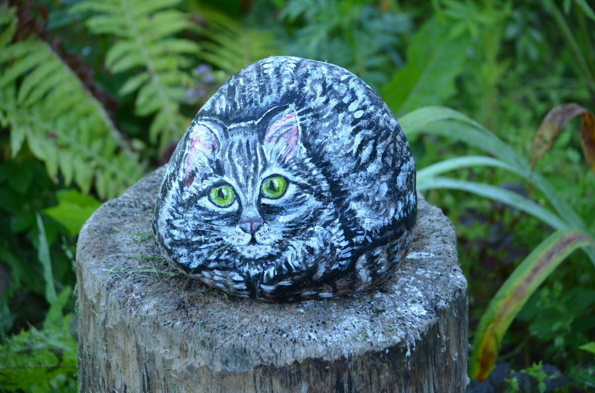 Рисунки на камне в картинках