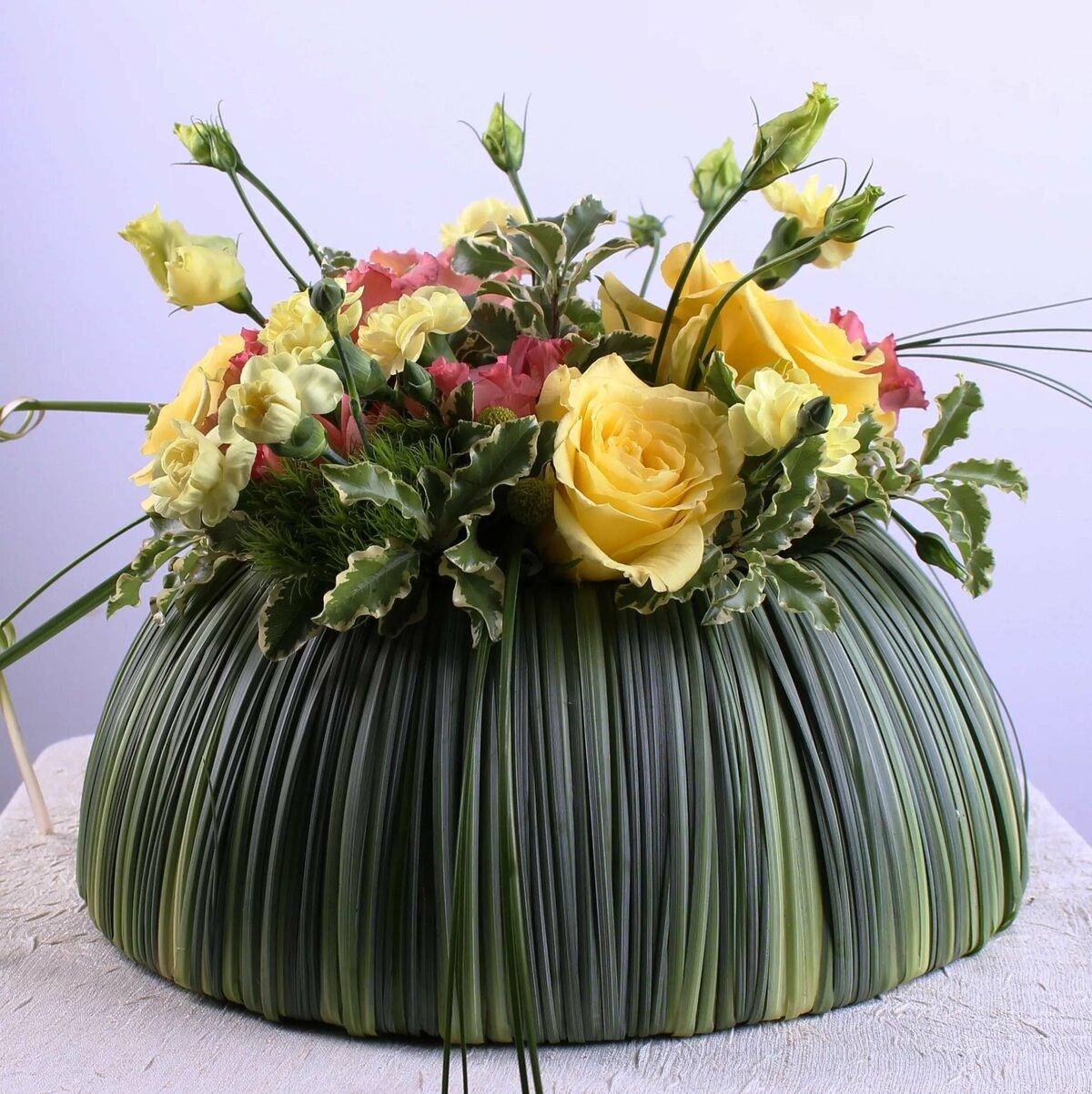букеты цветов фото красивые креативные измены понять