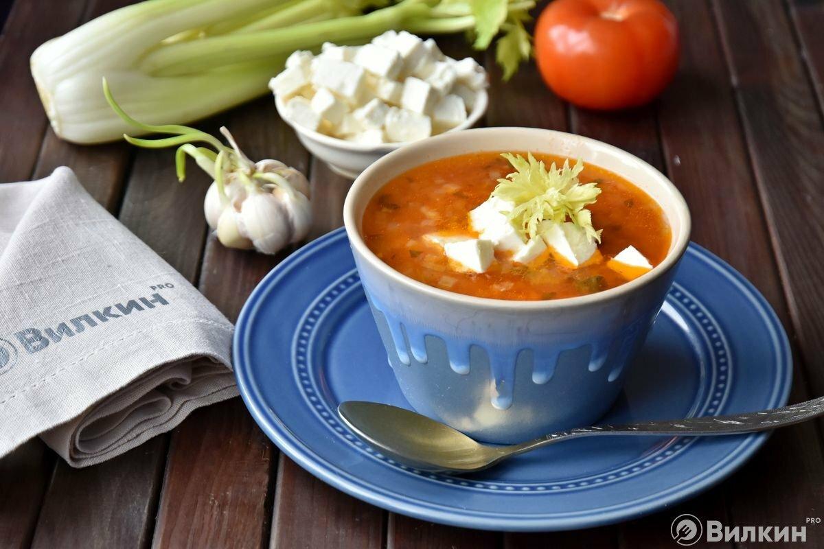 греческие супы рецепты с фото новых