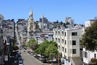 сан-франциско фото улиц города