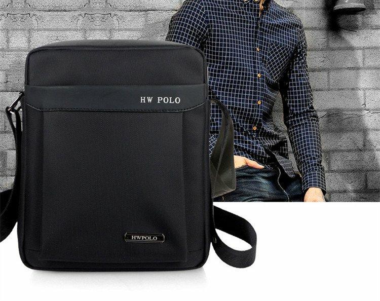 d88c2f3769aa Стильная мужская сумка Polo и mp3 плеер в подарок. Мужские кожаные ...