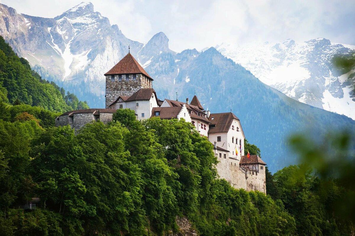 Картинки о лихтенштейне