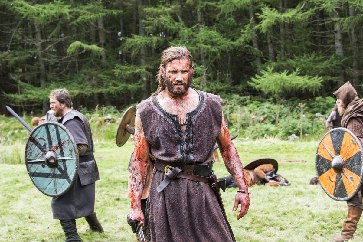 фото викингов смотреть стрижка сэссун