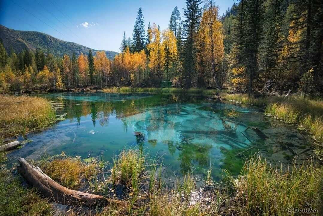 осени марта фото красивые озера в россии прекрасного
