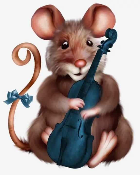 Прикольные, картинки с мышками