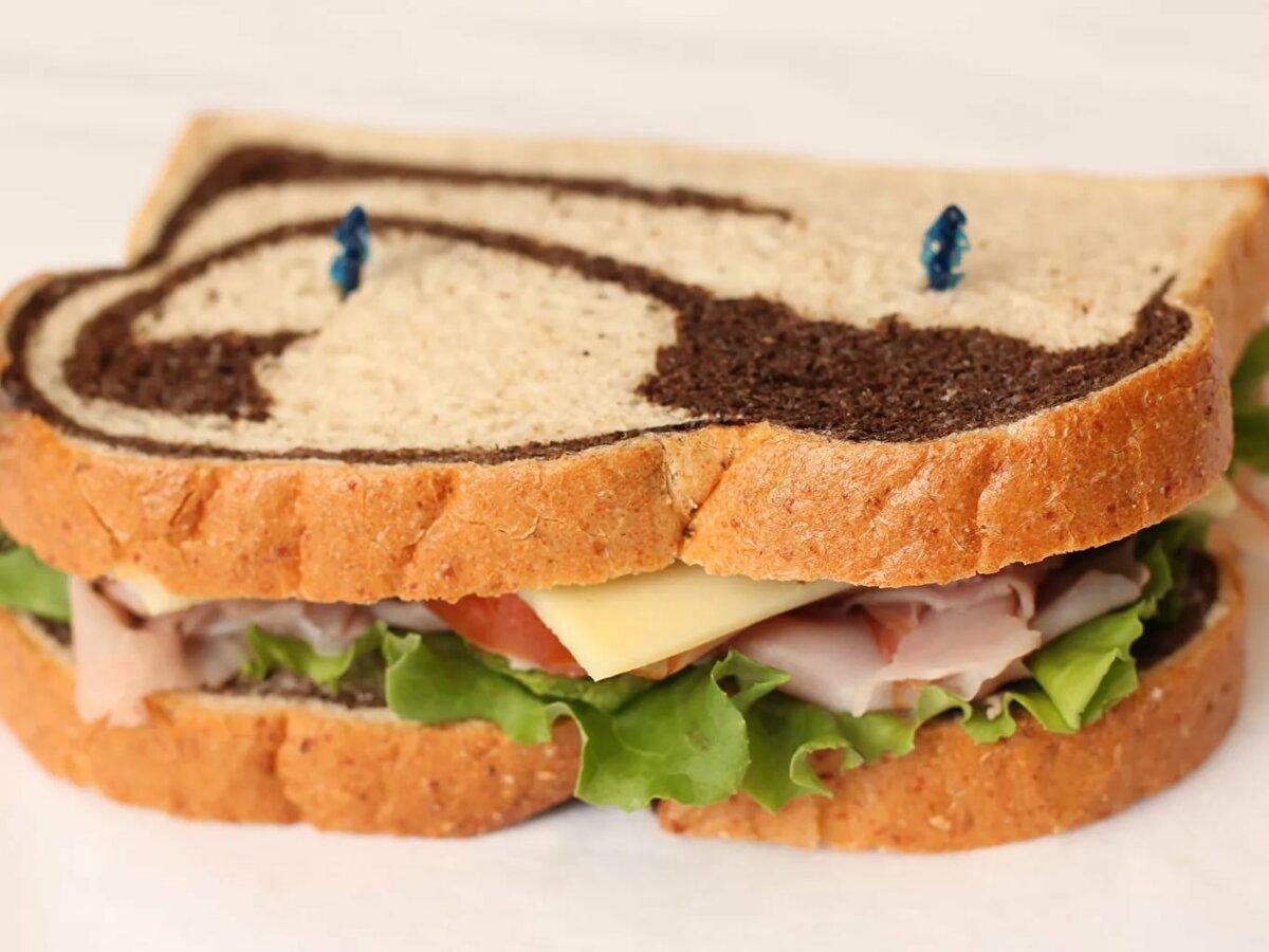 Картинки изготовления бутерброда