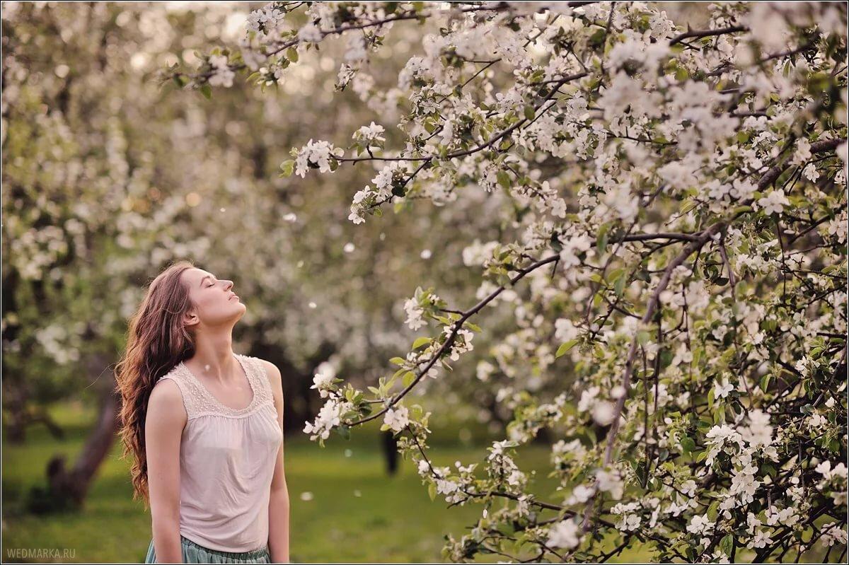достоверно известно, пример фотосессии и цветущих садах того