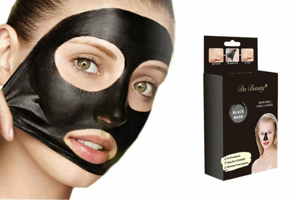 Black Mask маска от черных точек и прыщей в Талдыкоргане