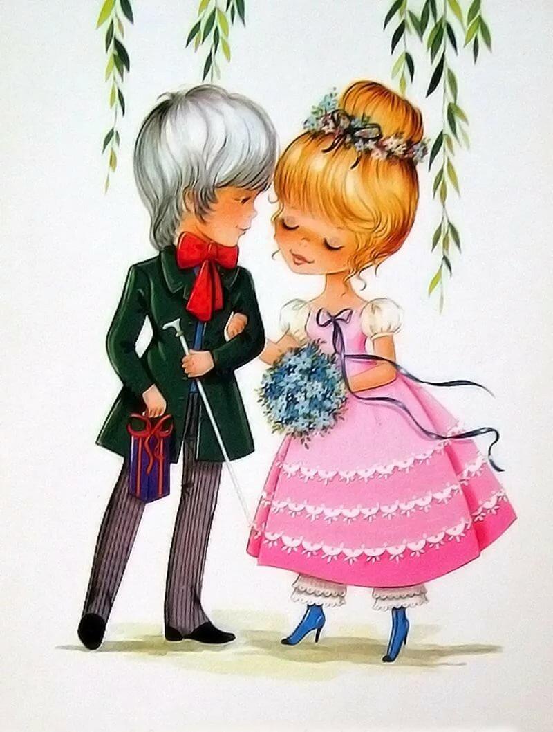 Открытки поздравляю с помолвкой, февраля детьми своими