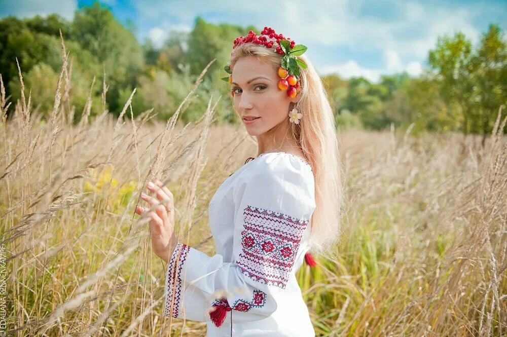 Фото русских славян