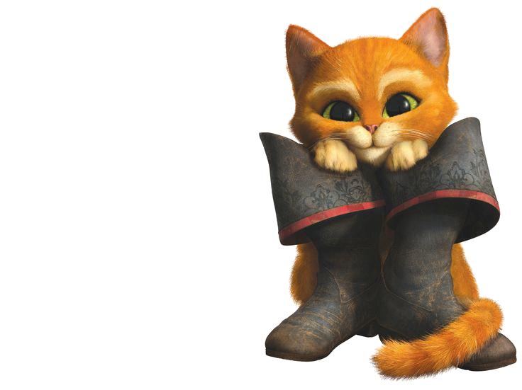 Картинки с котом в сапогах, открытку мобильный
