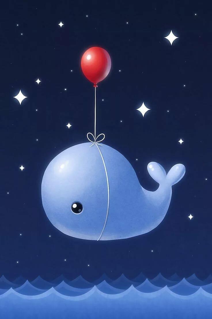 Открытка мая, прикольные картинки кита