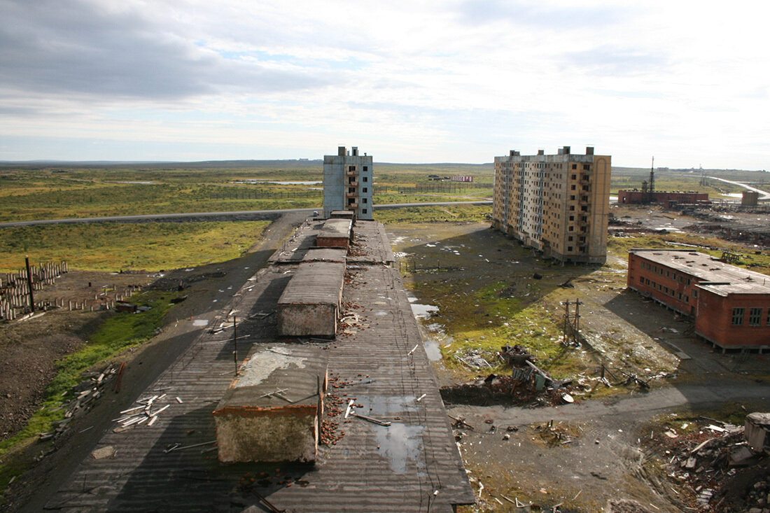 заброшеные города россии фото бедные