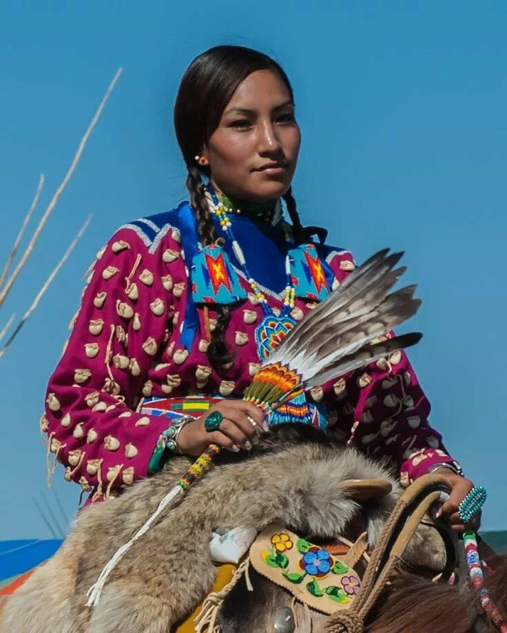 экзотический цветок современные индейцы северной америки фото этом сама