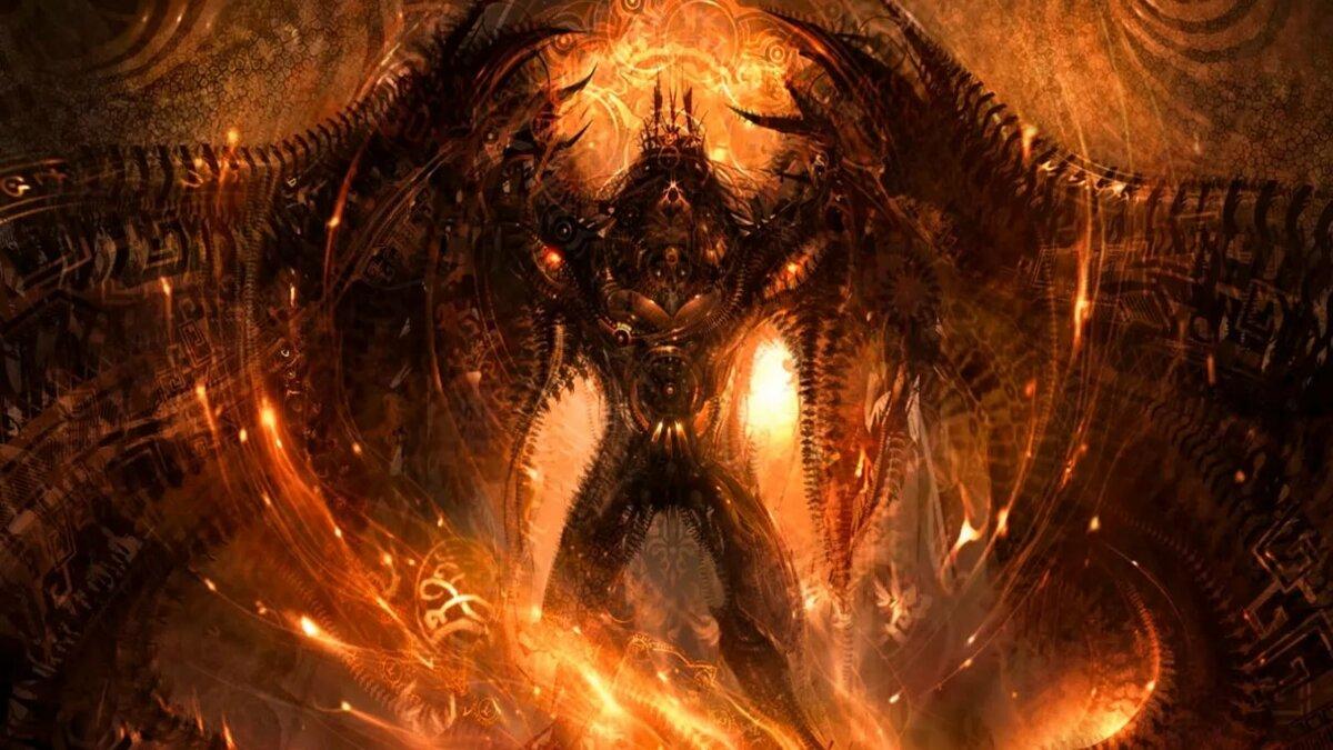 Крутые картинки демоны
