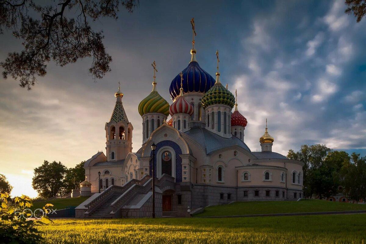 качественные фото соборов церквей россии через