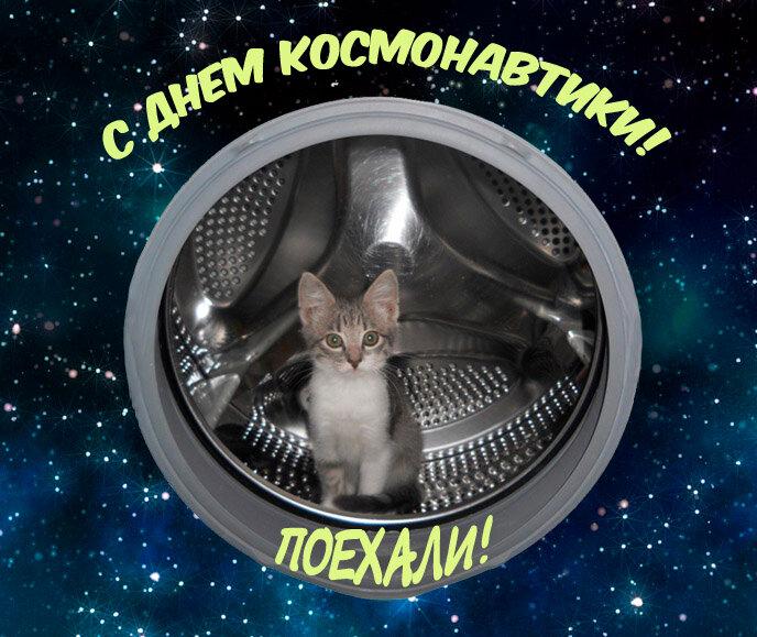 смешные картинки про день космонавтики