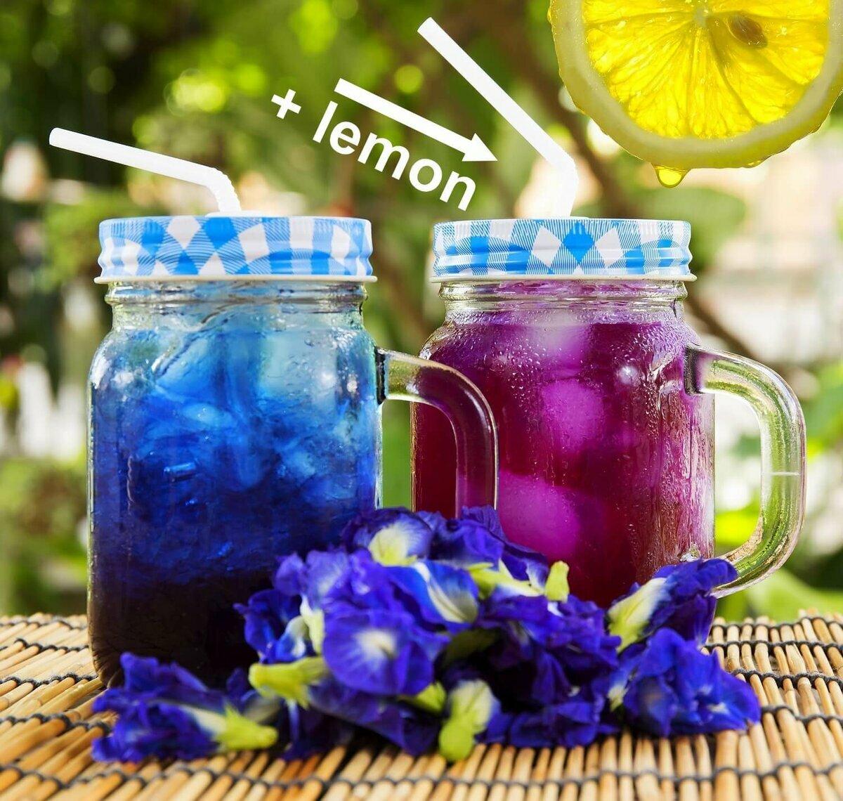 Пурпурный чай Чанг-Шу в Уфе