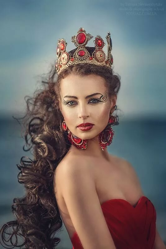 Женщины все королевы картинки