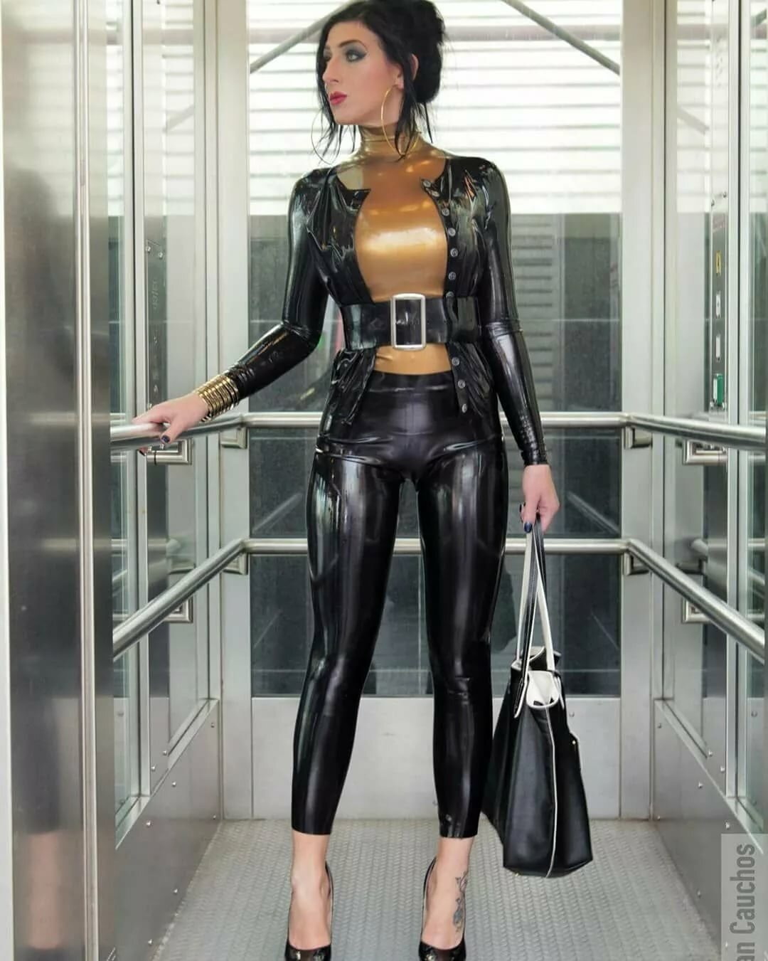 The sexy, secret history of leather fetish fashion