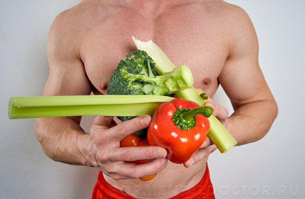 Способ похудеть мужчине