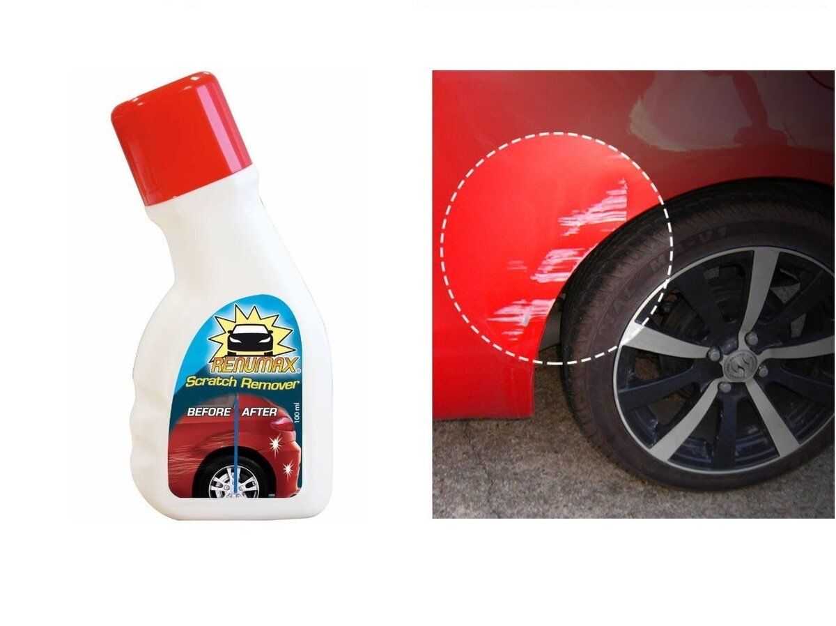 Renumax для удаления царапин на машине в Кокшетау