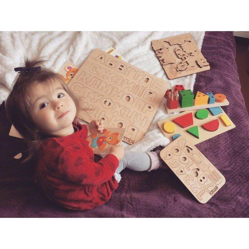 Wood Master - методика обучения чтению в Лыткарине