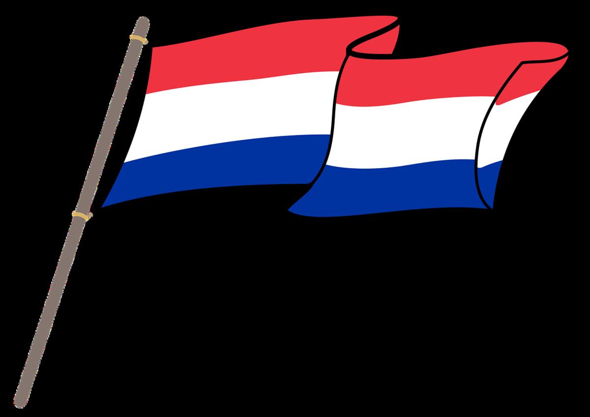 Флаг нидерландов картинка