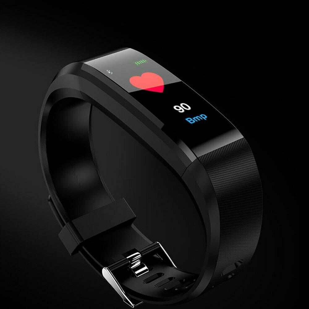 Фитнес-браслет Smart Bracelet 115 Plus в Новотроицке