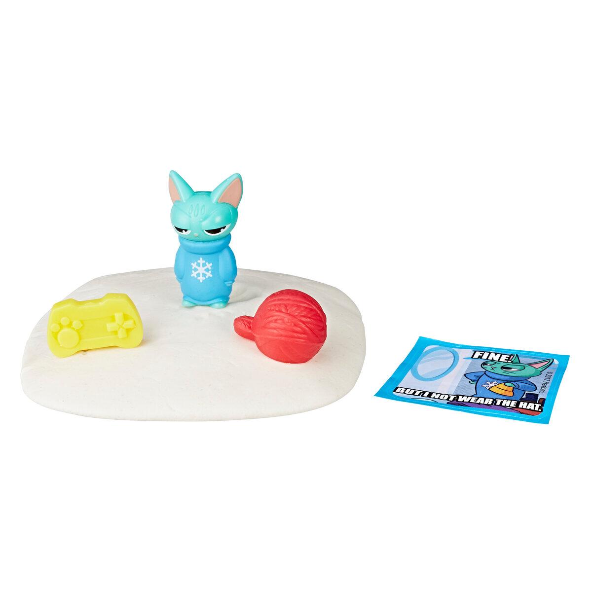 коты в молоке игрушка коллекция может заключаться заднем