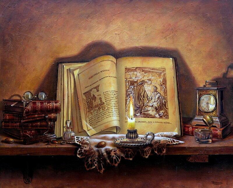 Коала, старые книги картинки для декупажа