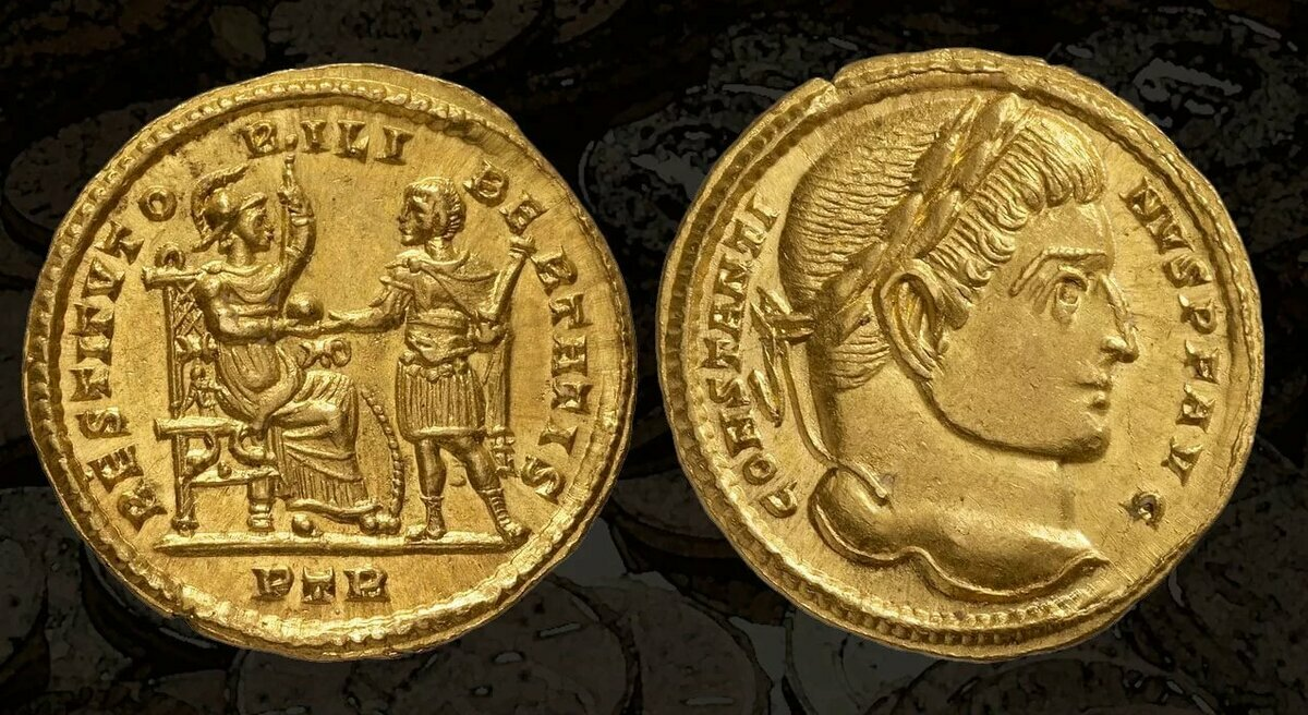 золотые монеты древности фото что открыткикак