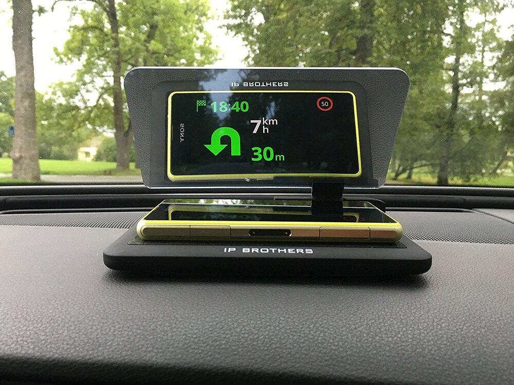 HUD мобильный навигационный дисплей в Жанаозене