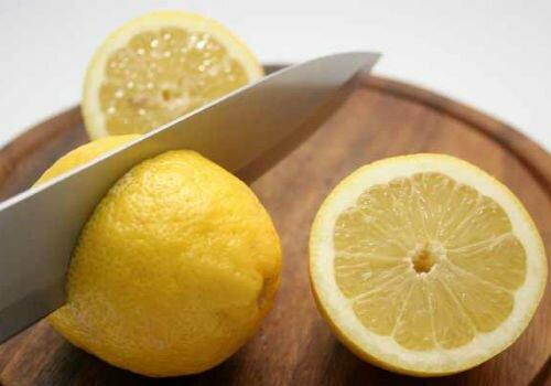 Лимоны как средство похудения