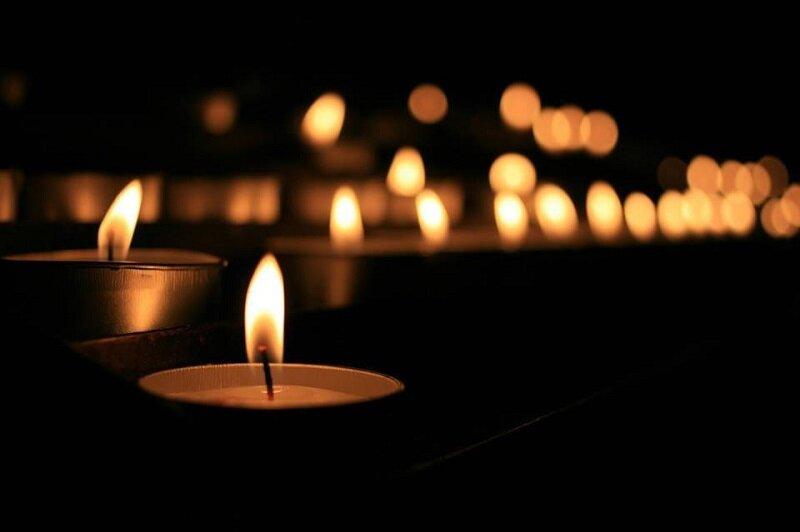 Свечи соболезнования картинки, прощаю