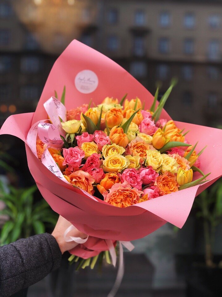 Букет цветов доставка на дом спб, продажа доставкой нижнеудинске