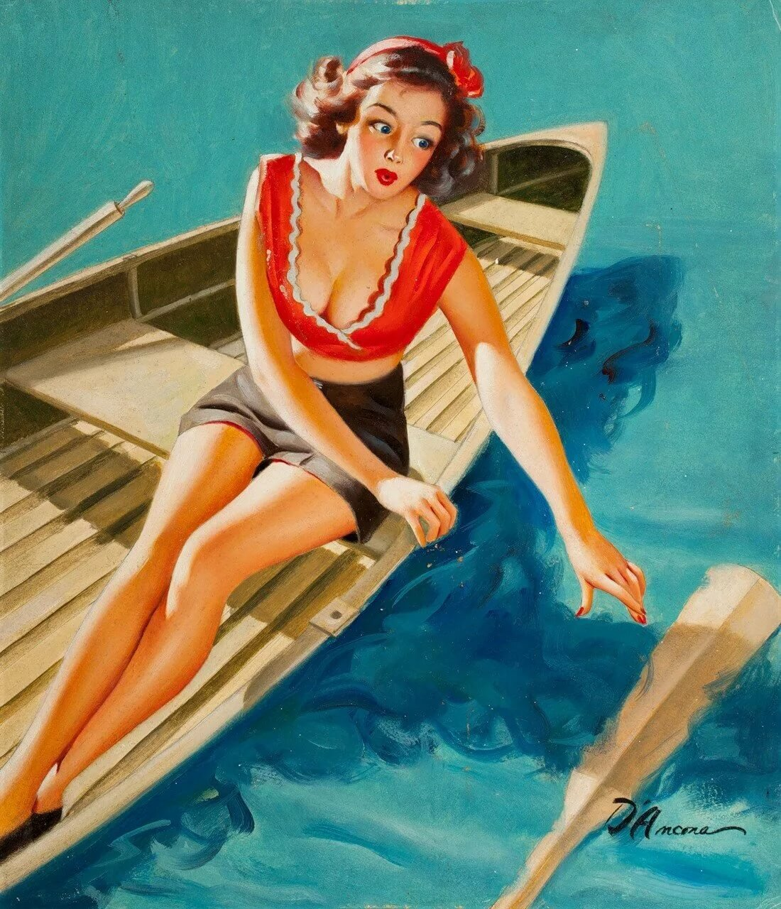 Pictures of pin up girls 9