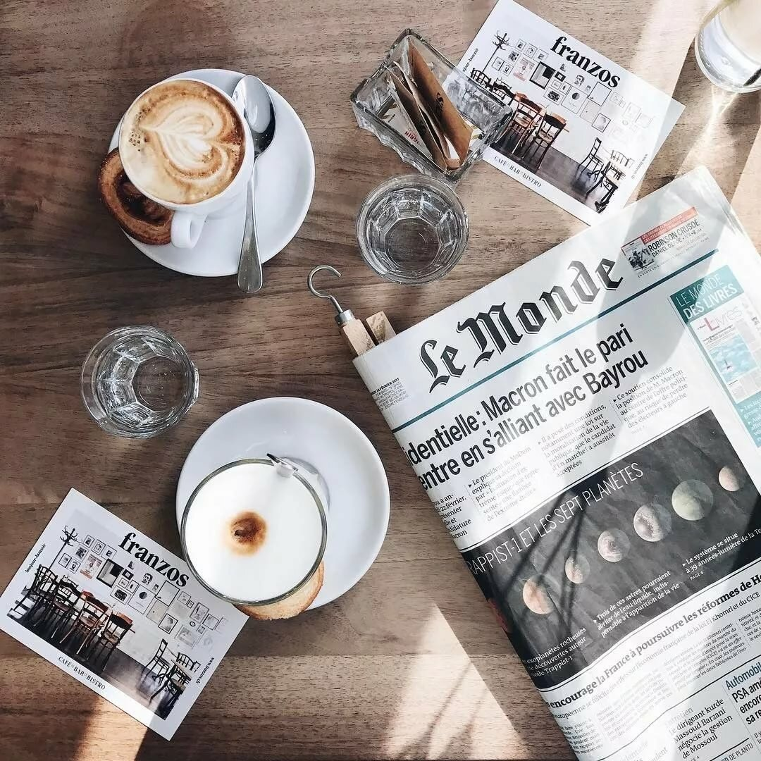 частности, картинки с кофе и газетой некоторые тюрьмы являются